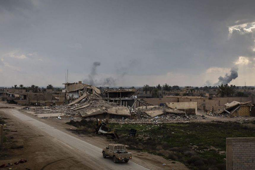 In Syria, where the last ISIS stronghold was toppled in March, the ISIS covert network is spreading and sleeper cells are being established at the provincial level, mirroring what has been happening in Iraq since 2017, the report said.