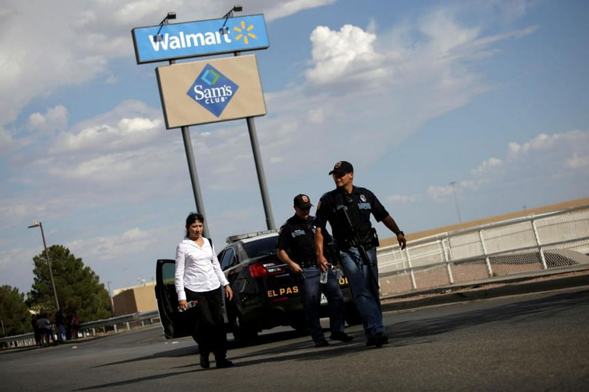 Walmart CEO pledges 'thoughtful and deliberate' response to El Paso mass shooting
