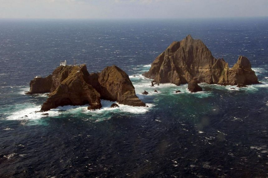 Carrying out the drills around the Dokdo islands risks adding to the tensions between Japan and South Korea, which have already been marked by a series of protests, boycotts and economic warnings.