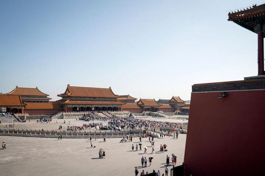 The Forbidden City is growing increasingly popular, with a record 17 million visitors in 2018.