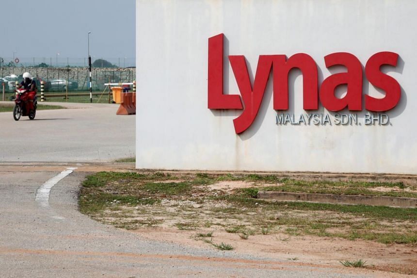 Pakatan Harapan leaders had protested against the Lynas plant, built in 2012 during Najib's administration, when they were in the opposition, over fears that it produced radioactive waste.