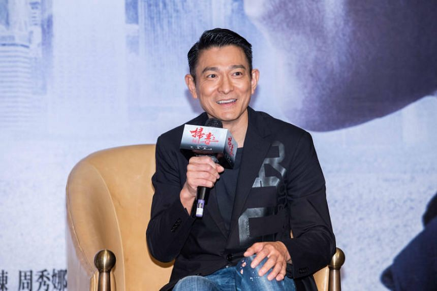 While Andy Lau has not commented on the demonstrations, celebrities who have expressed pro-Beijing views have been slammed by many Hong Kongers.