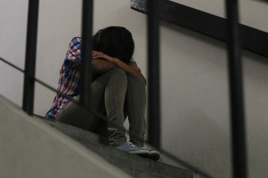 Experts have noted an increase in the number of young people seeking emotional help year on year.