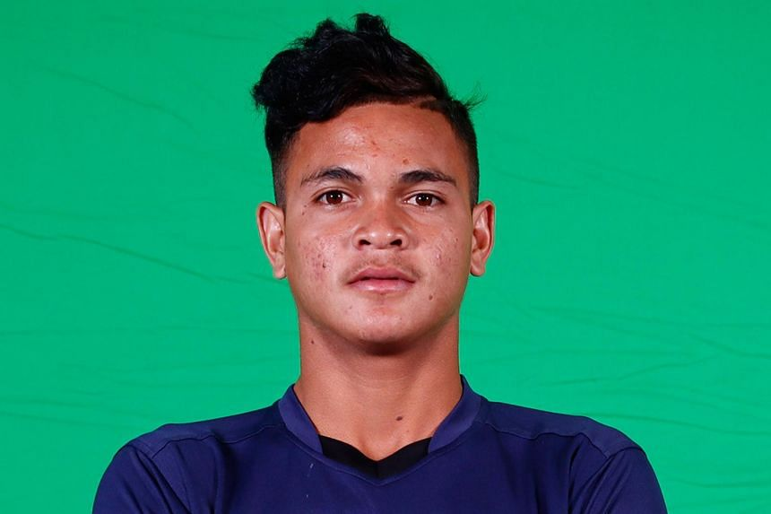 Timor Leste's Paulo Domingos Gali da Costa Freitas was listed as a 22-year-old on the 2018 AFF Suzuki Cup website.