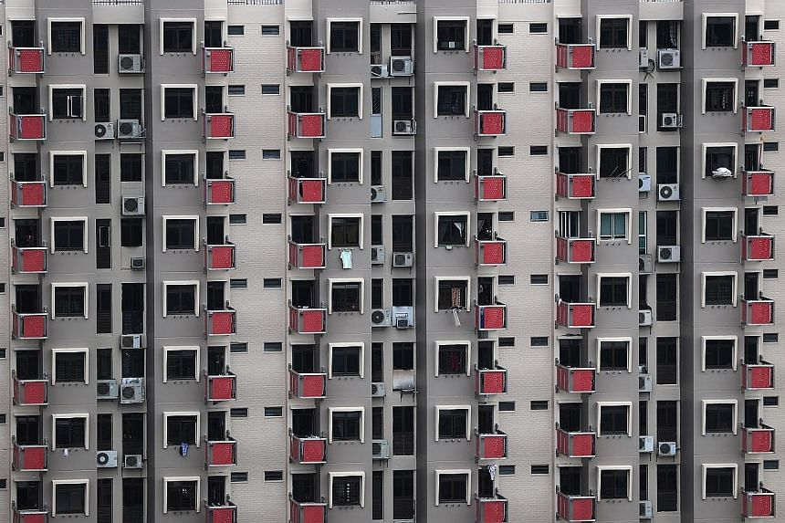 While 75 per cent of households in one-and two-room flats do not own air-conditioning systems, according to the latest Household Expenditure Survey carried out in 2017 and last year, this percentage has shrunk from 86 per cent in the 2012/13 survey.