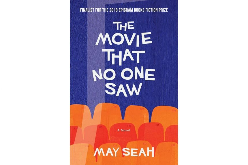 First-time author May Seah brings to life the ins and outs of the media industry in The Movie That No One Saw, a satirical novel about a leading man with a secret.