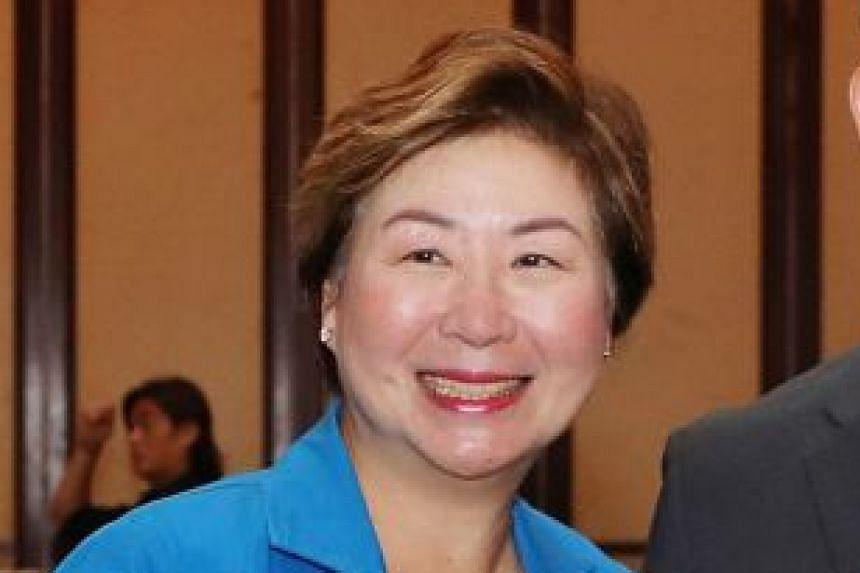 Jessie Phua, Singapore Bowling Federation president