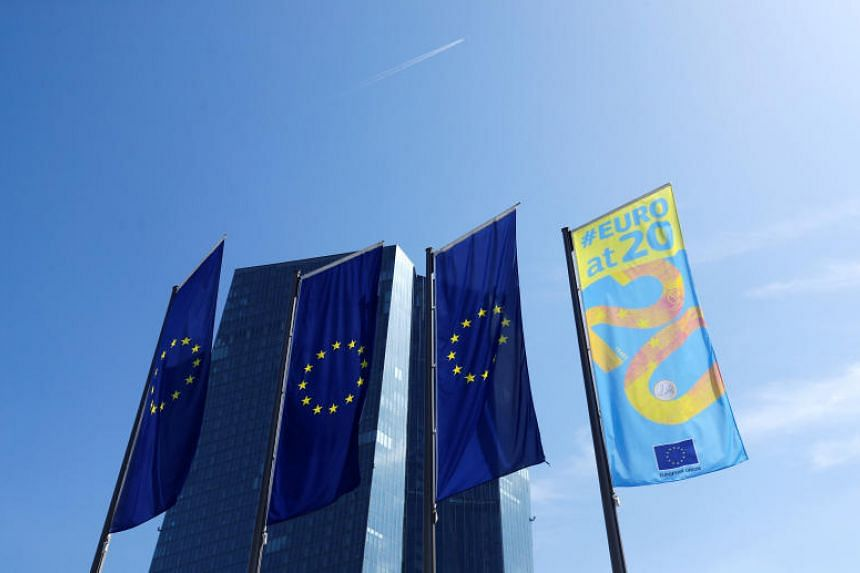 Last month the European Central Bank all but promised to ease policy further as the bloc's growth outlook deteriorates.