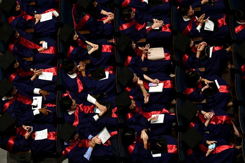 International students who default on their bonds will not be able to game the system and return to Singapore, once the Government has their names and identity numbers.