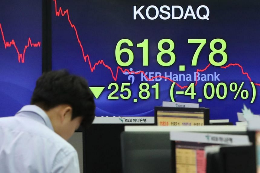 The index has slipped nearly 15 per cent this year, the worst-performing index in Asian major markets.