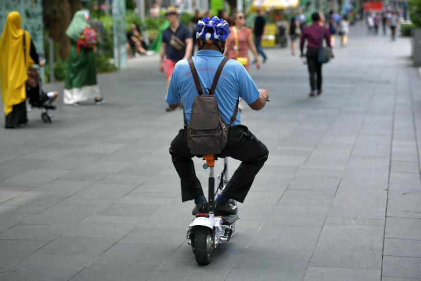 The deadline for personal mobility devices to be certified safe has been brought forward by six months to July 1, 2020.
