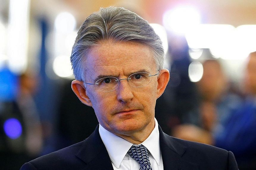 Mr John Flint, who started at HSBC as a trainee, leaves the bank after just 18 months as chief executive officer.