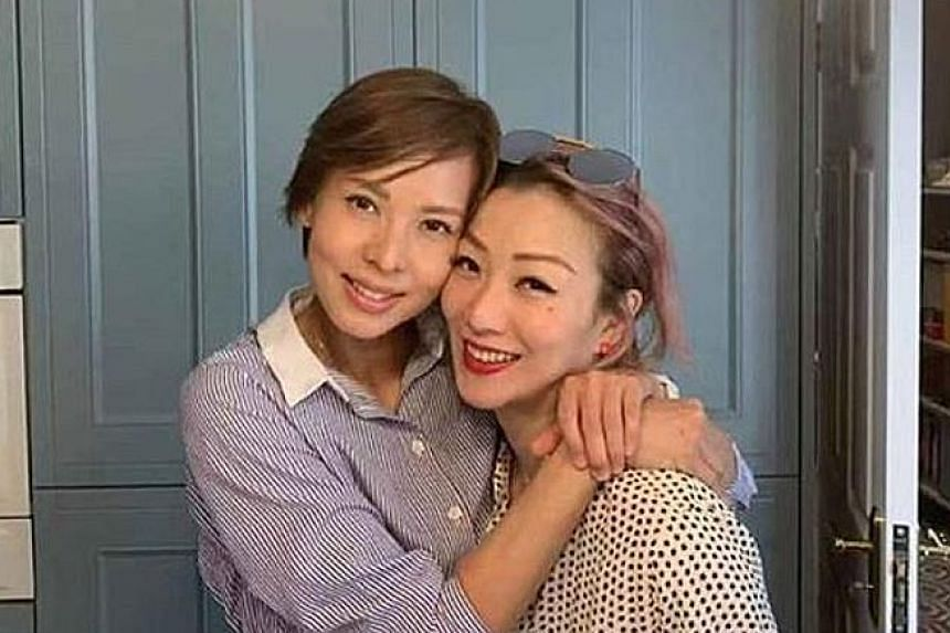 WHERE IS ANDY HUI?: Hong Kong singer Andy Hui is on holiday with his wife, singer Sammi Cheng, in Britain after she completed 13 concerts in Hong Kong last month. But his absence from photos posted on social media of Cheng and her friends in Britain