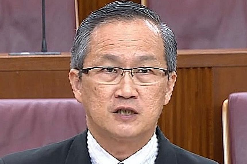 Mr Lim Biow Chuan (Mountbatten).