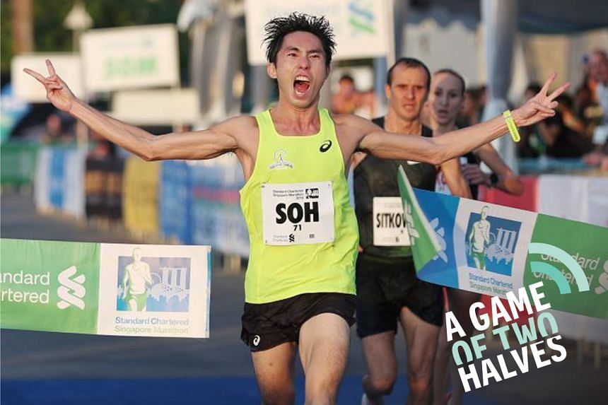 """In our sports podcast, we discuss if the Singapore National Olympic Council (SNOC) was too harsh in denying double SEA Games marathon champion Soh Rui Yong (above) the chance to defend his title over his """"attitude and behaviour""""."""