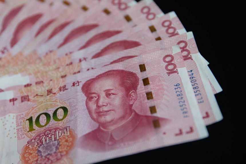 The Chinese yuan slid past seven against the greenback - a critical threshold that has not been breached in more than a decade - fuelling concerns that a weaker Chinese currency could unleash a wave of deflation across the world.