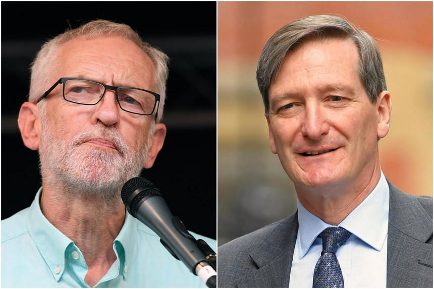 Mr Jeremy Corbyn signalled he will call a vote of no-confidence while Mr Dominic Grieve said a growing number of his fellow Conservatives will turn against Mr Boris Johnson as the deadline for leaving the bloc approaches.