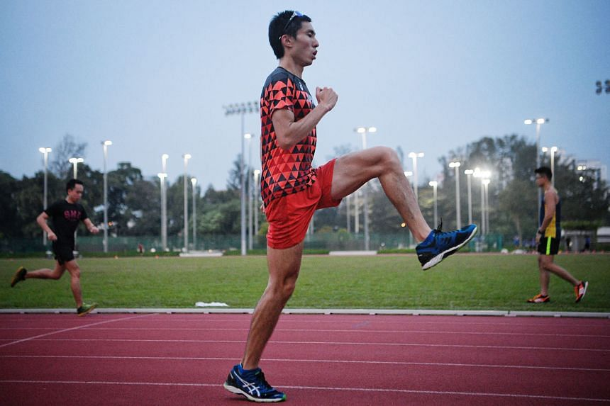 Two-time SEA Games gold medallist Soh Rui Yong had been barred from defending his marathon title in the Philippines, and now blocked from Singapore Athletics' social media platforms.