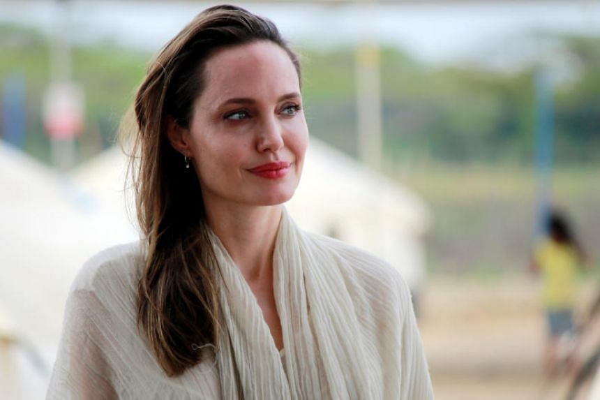 Angelina Jolie, who adopted Maddox from an orphanage in 2002, has five other children.