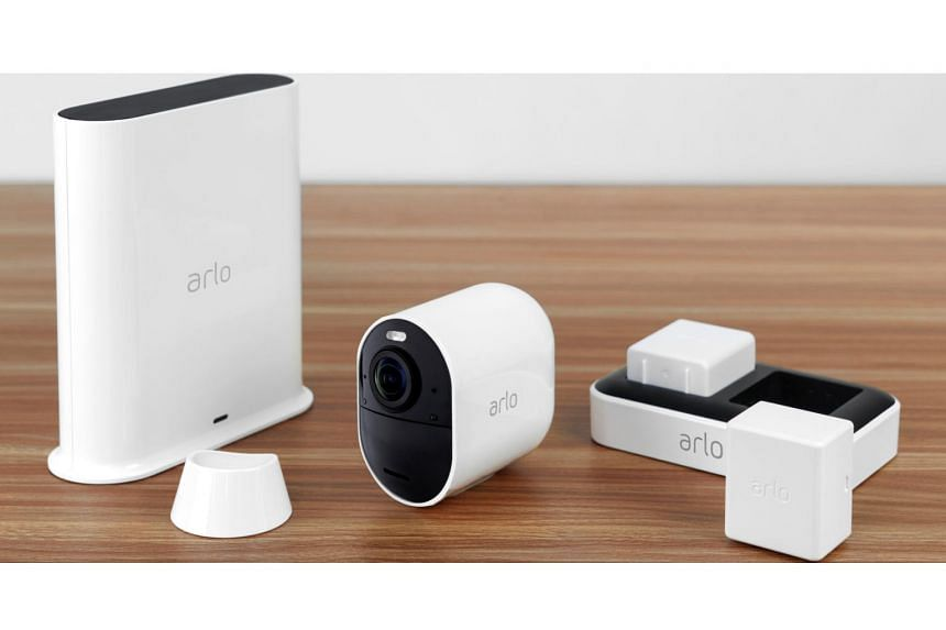 The Arlo Ultra home security camera offers numerous upgrades over older Arlo models in terms of design and features.
