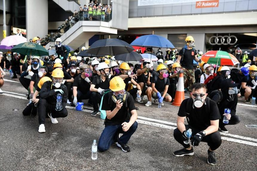 The protests in Hong Kong have grown into a broader backlash against the city's government and its political masters in Beijing.