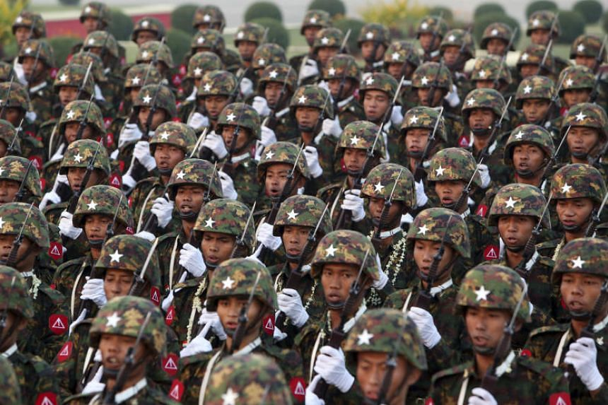 The investigators identified at least 59 foreign companies with commercial ties to the Myanmar military.