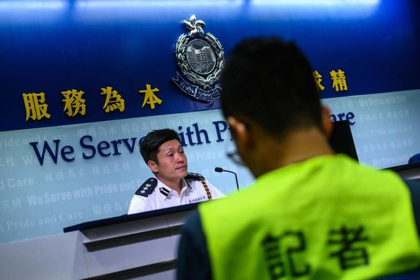 Chief superintendent of police public relation branch Tse Chung-chung revealed that they fired some 800 tear gas rounds on Monday - almost as many as the 1,000 rounds they said they had fired throughout the whole of the last two months.