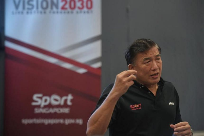 SportSG chief executive officer Lim Teck Yin said the initiatives fill a void that individual national sports associations would struggle to serve.