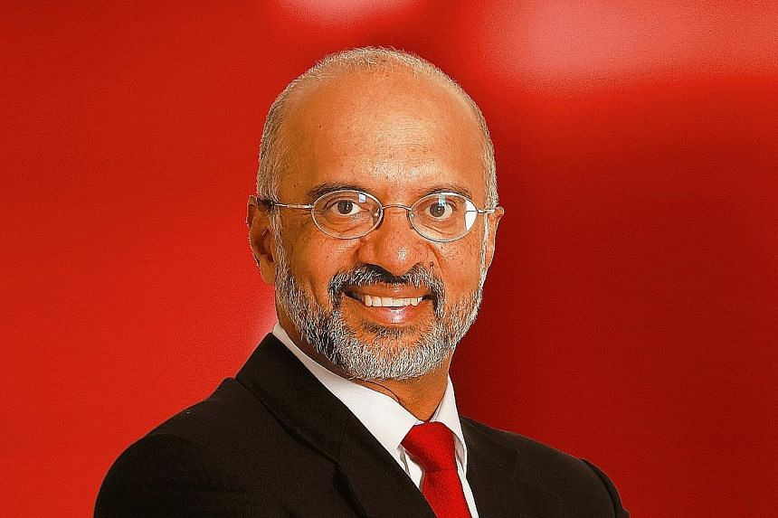 DBS Group CEO Piyush Gupta is seen as a potential candidate to helm HSBC, but DBS says he has no plans to leave. An HSBC branch in Hong Kong. Previous searches for HSBC chief executives have looked outside the bank but have always concluded that an i