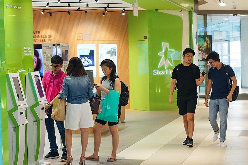 With its cable-to-fibre migration still under way, StarHub has recorded higher churn in the pay-TV segment. It also recorded falls in pay-TV and broadband average revenue per user on the back of promotions to keep its cable customers.
