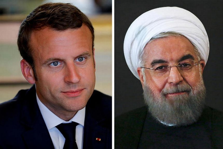A report by Al-Monitor said that French President Emmanuel Macron had invited Iranian President Hassan Rouhani to the summit in Biarritz, to meet US President Donald Trump.