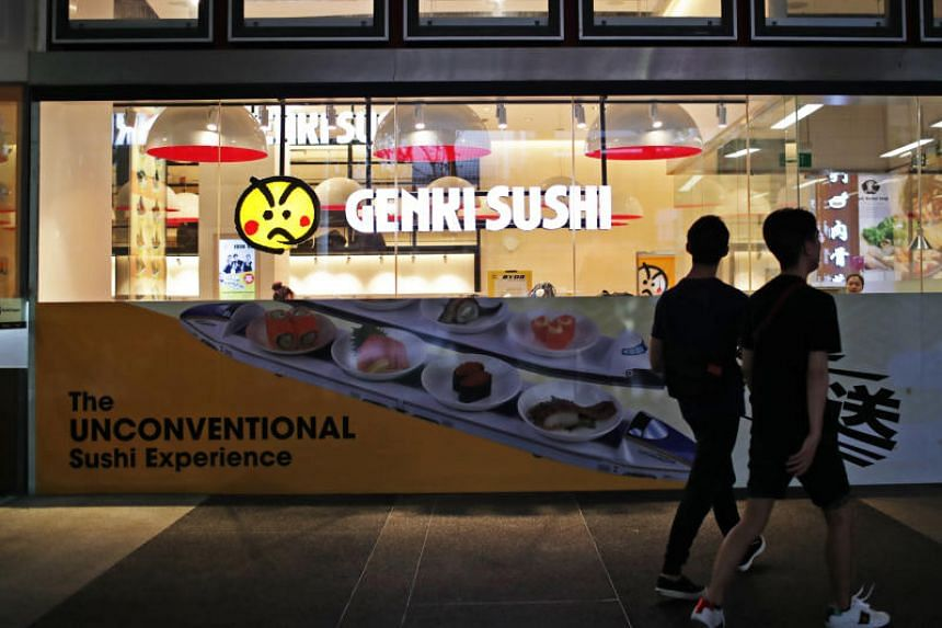 5 companies, including Genki Sushi and CDP, fined $117k for not