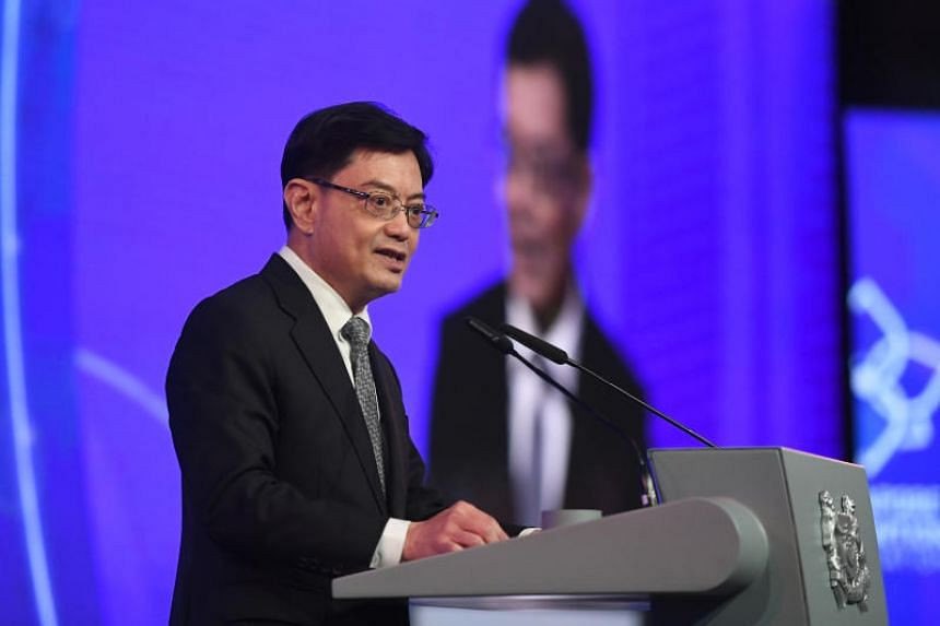 Deputy Prime Minister Heng Swee Keat said a rules-based international world order benefits all countries.