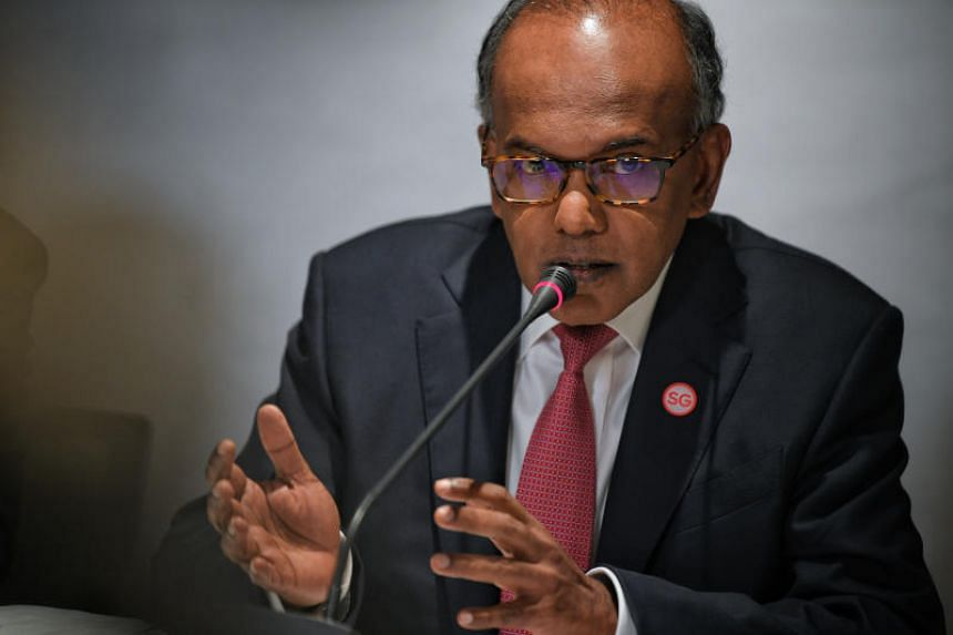 Law and Home Affairs Minister K. Shanmugam said he would not want to put a timeframe on when the ratification would happen as the legislatures of the countries would have to go through their own processes leading up to the ratification.