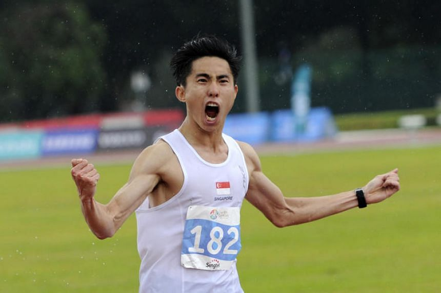 National marathoner Soh Rui Yong has clashed with the Singapore National Olympic Council several times in recent years.