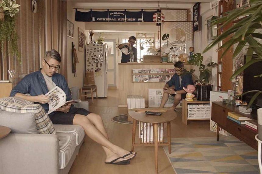 Zakka: Miscellaneous Joy features Mr Herman Yap in his Telok Blangah 3-room flat.