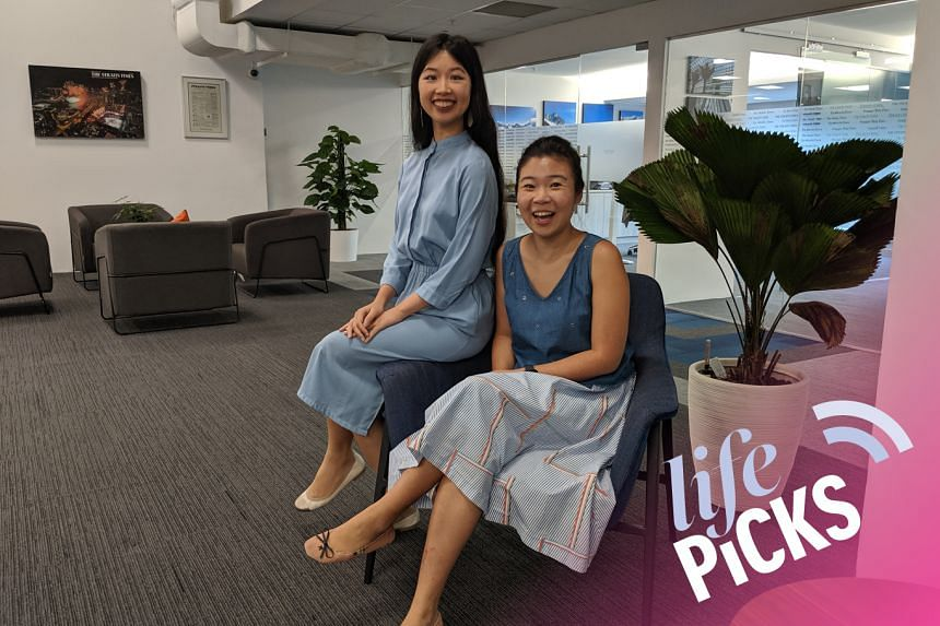 In this week's Life Picks podcast, host Melissa Sim (right) speaks to colleague Olivia Ho about four local productions that audiences should not miss.