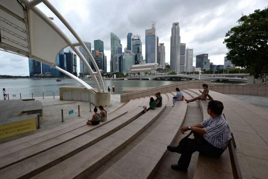 """Nearly nine in 10 (87 per cent) of citizens and permanent residents surveyed by the Institute of Policy Studies and racial harmony advocacy group OnePeople.sg agreed there is """"a lot to learn"""" from the immigrants' cultures."""