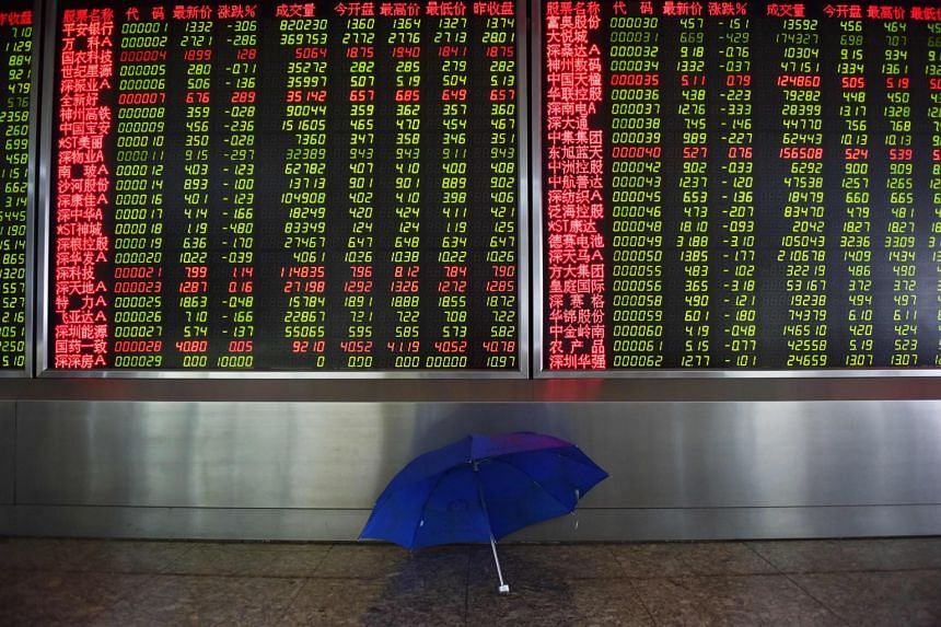 MSCI's broadest index of Asia-Pacific shares outside Japan was up 0.05 per cent in early trade after tumbling 8.26 per cent in the previous eight sessions.