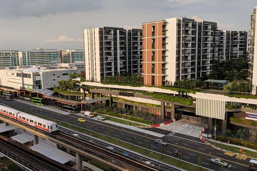 The facility will have an air-conditioned bus interchange which is connected to Yishun MRT station and Northpoint City shopping mall. It will also be fully barrier-free.