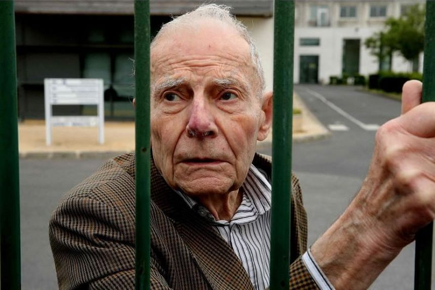 Pierre Lambert, father of Vincent Lambert, who was in a vegetative state for about a decade before the plug was pulled.PHOTO: AFP