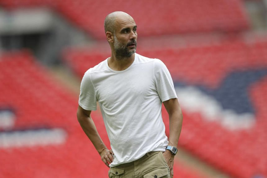 Pep Guardiola's trophy haul in a glittering managerial career now numbers 27.