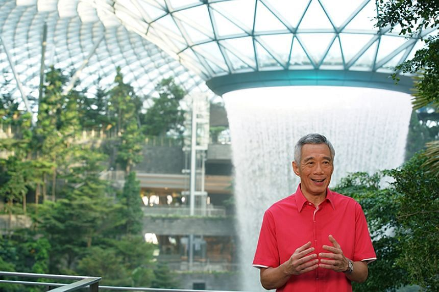 This ability to overcome the odds is evident in Singapore's history, Prime Minister Lee Hsien Loong said on Aug 8, 2019, the eve of National Day.