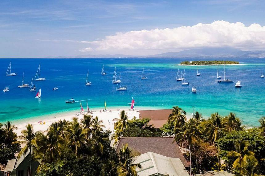 Mamanucas Fiji Paradise