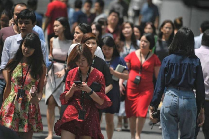 Singapore was ranked second for work intensity, which considers factors such as vacation days taken, paid maternal and parental leave, and the share of full-time employees working more than 48 hours per working week.