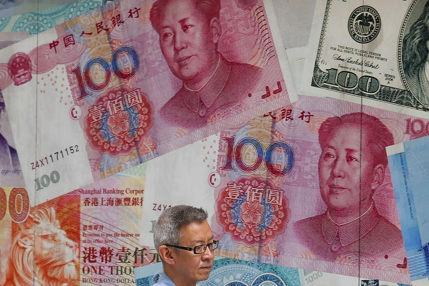 The People's Bank of China (PBOC) set its daily reference rate at 7.0039 per dollar.