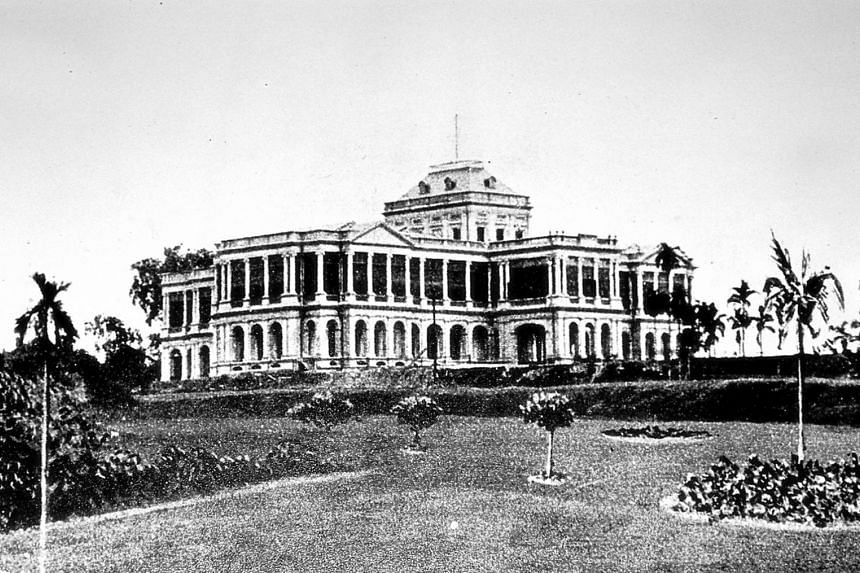The Istana was formerly known as Government House and was built in 1869 by convicts. They played a role in building other monuments such as St Andrew's Cathedral, and infrastructure including North and South Bridge roads, Serangoon Road and Keppel