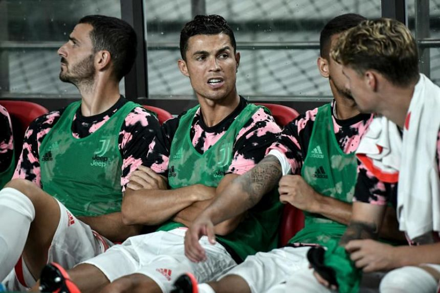Cristiano Ronaldo remained on the bench for the entire game between Juventus and a K-League selection in Seoul last month, despite promoters having said he was contractually obligated to play at least 45 minutes.