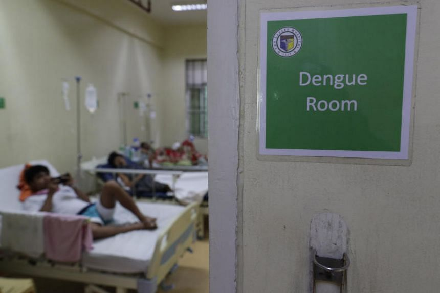The Philippines was hit with measles and dengue outbreaks that have so far killed nearly a thousand people this year.