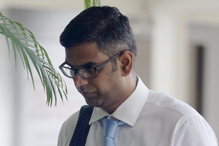 Nagarajan Balajee e-mailed a colleague anonymously and threatened to publish sensitive information about the bank on social media unless he was given $500,000.